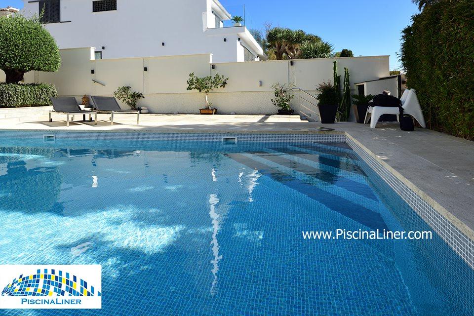 Swimming pool renovation, Torremolinos
