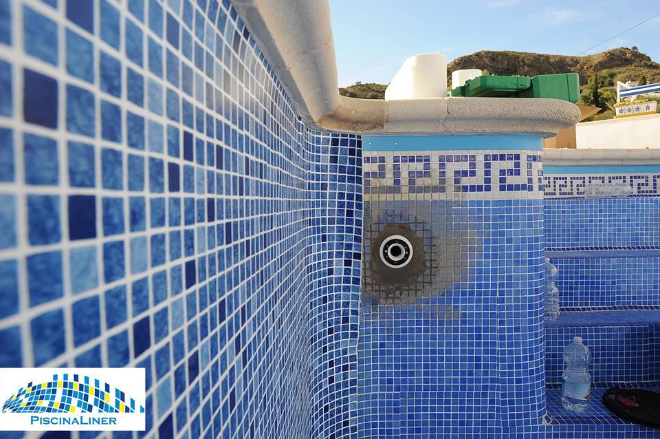 Pool Leak Repair using Liner