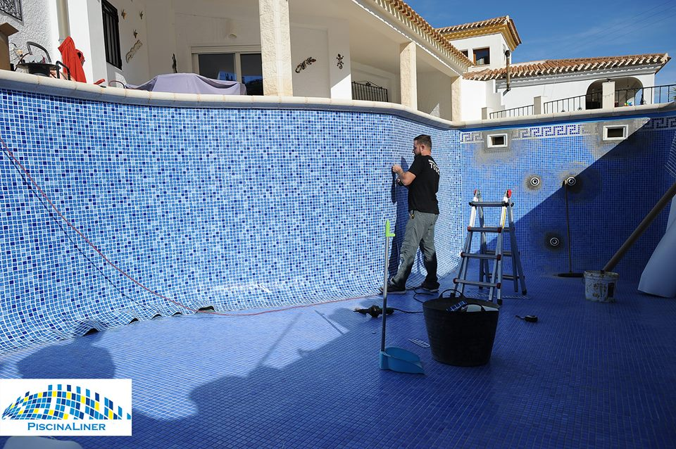 Pool reform in Bedar, Almeria
