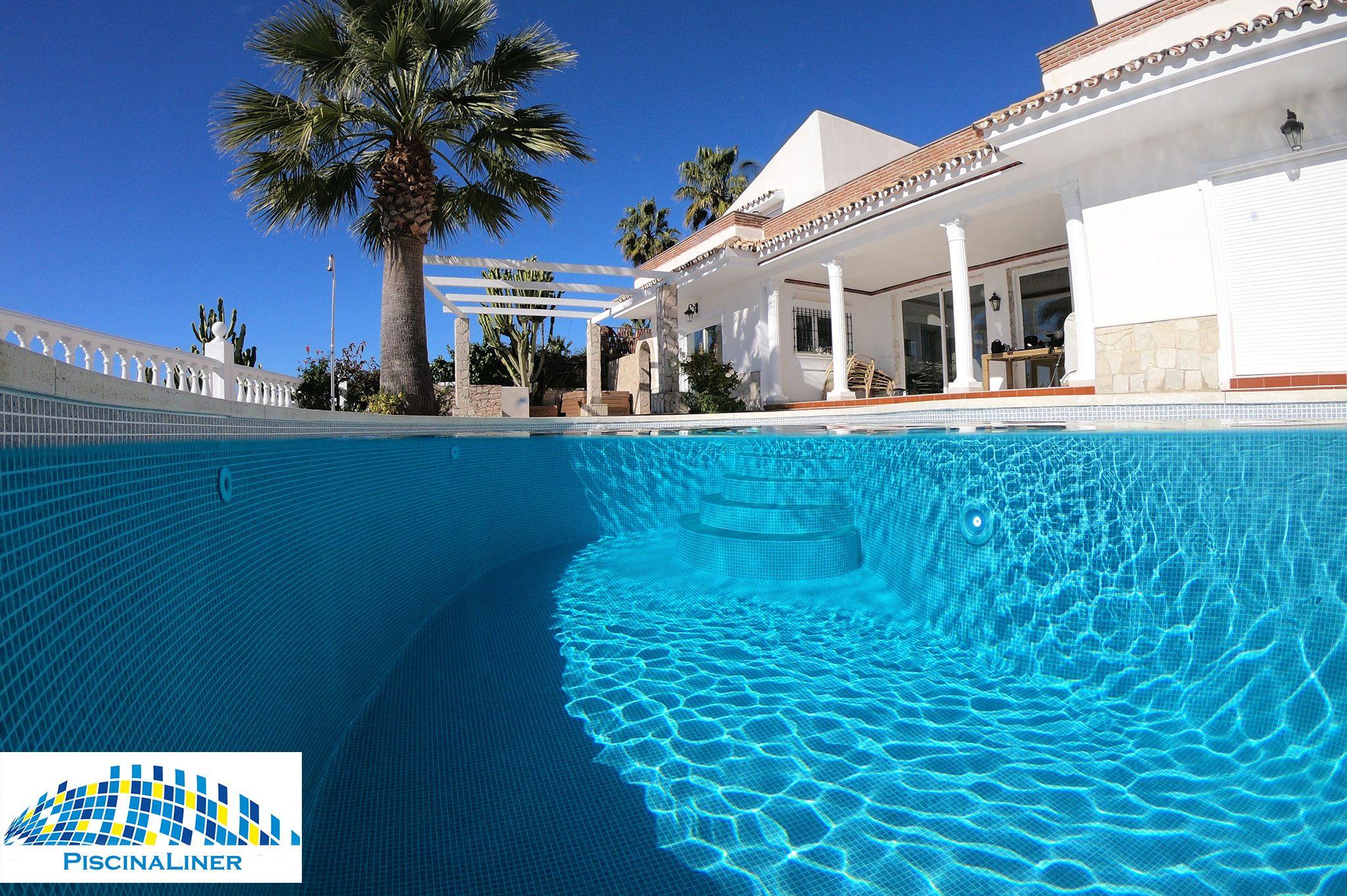 Swimming pool refurbishment Mijas - Piscinaliner.com