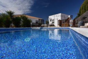 Reforma de piscina, Almeria
