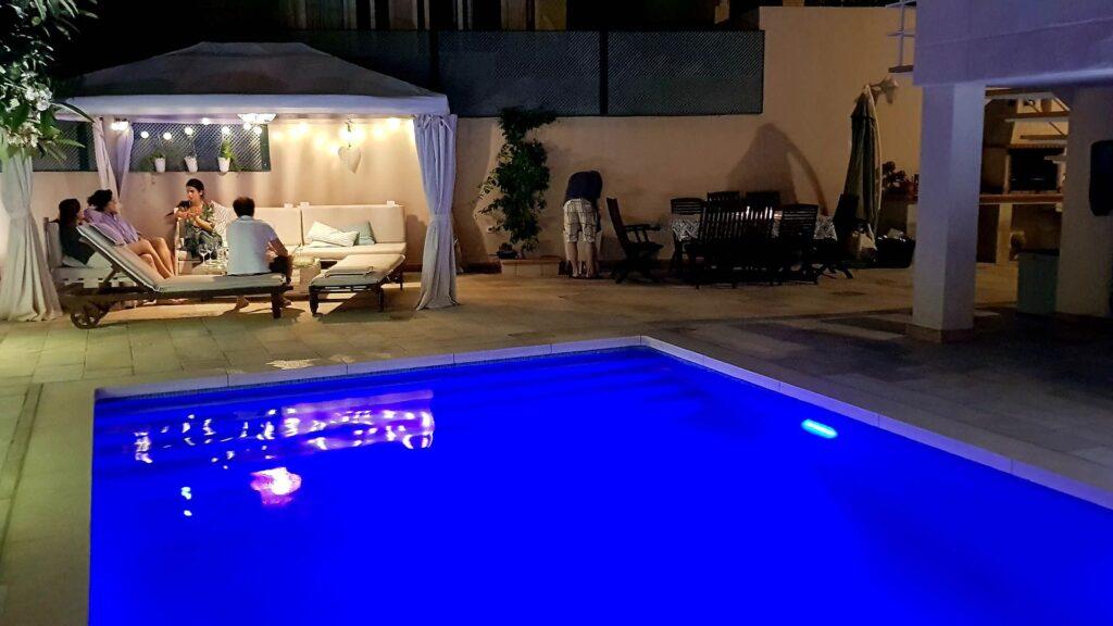 Retro fit pool lights