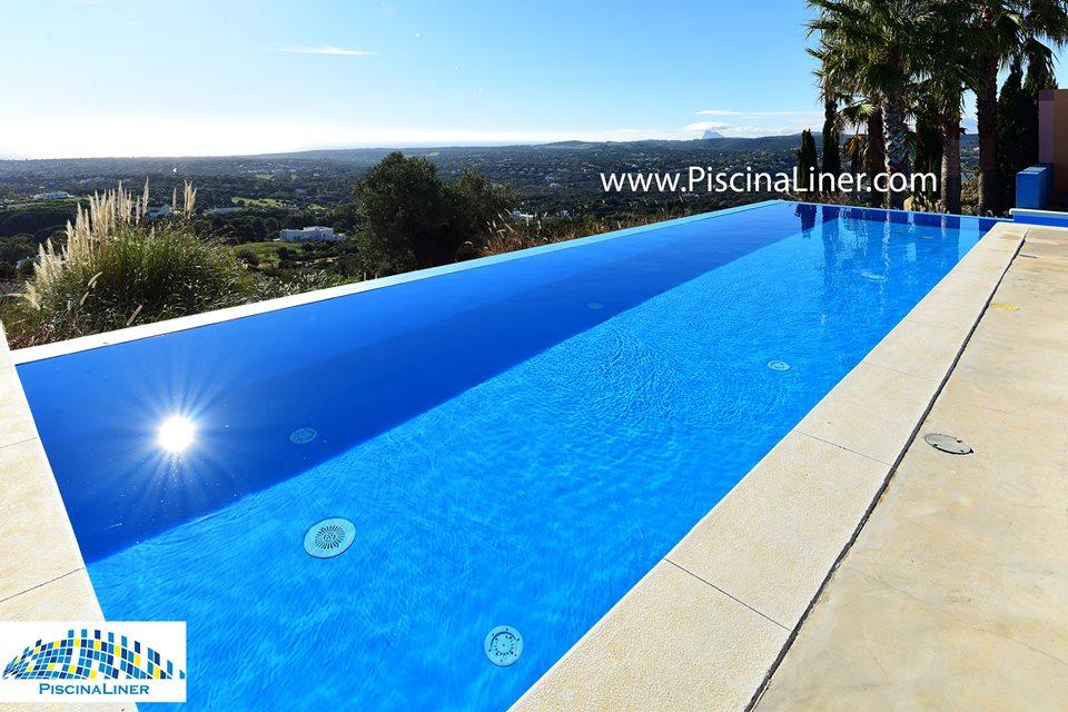 Infinity pool, Sotogrande
