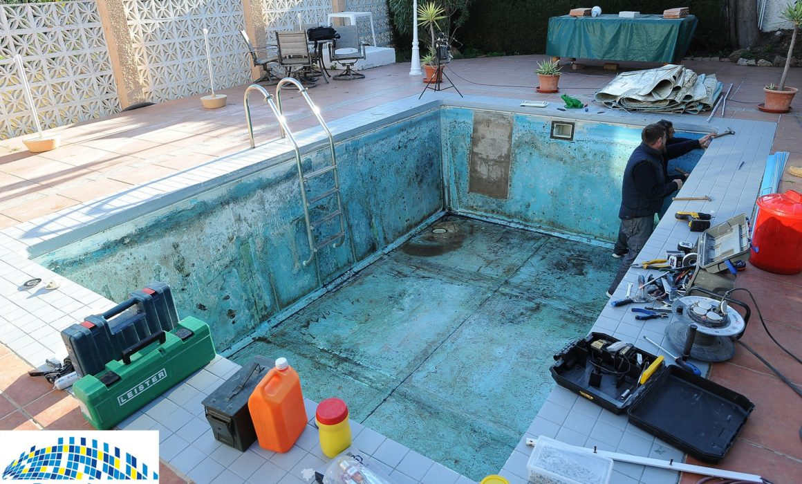 Fibreglass Pool Renovation