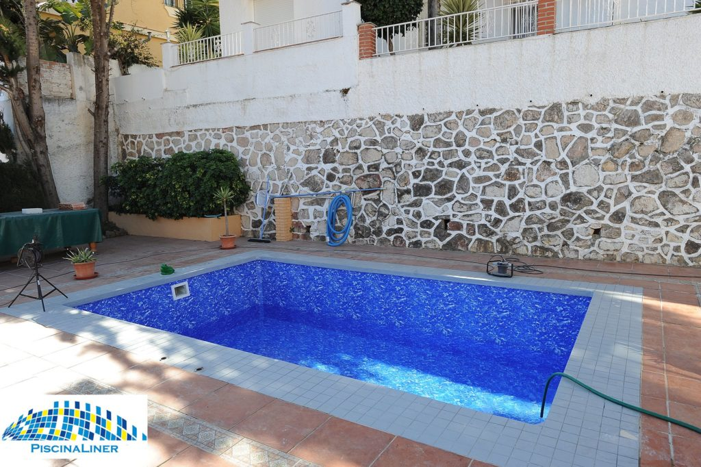 Swimming pool reform, Benalmadena