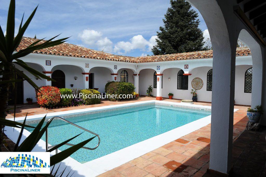 Pool Liner Installers, Ronda, Malaga