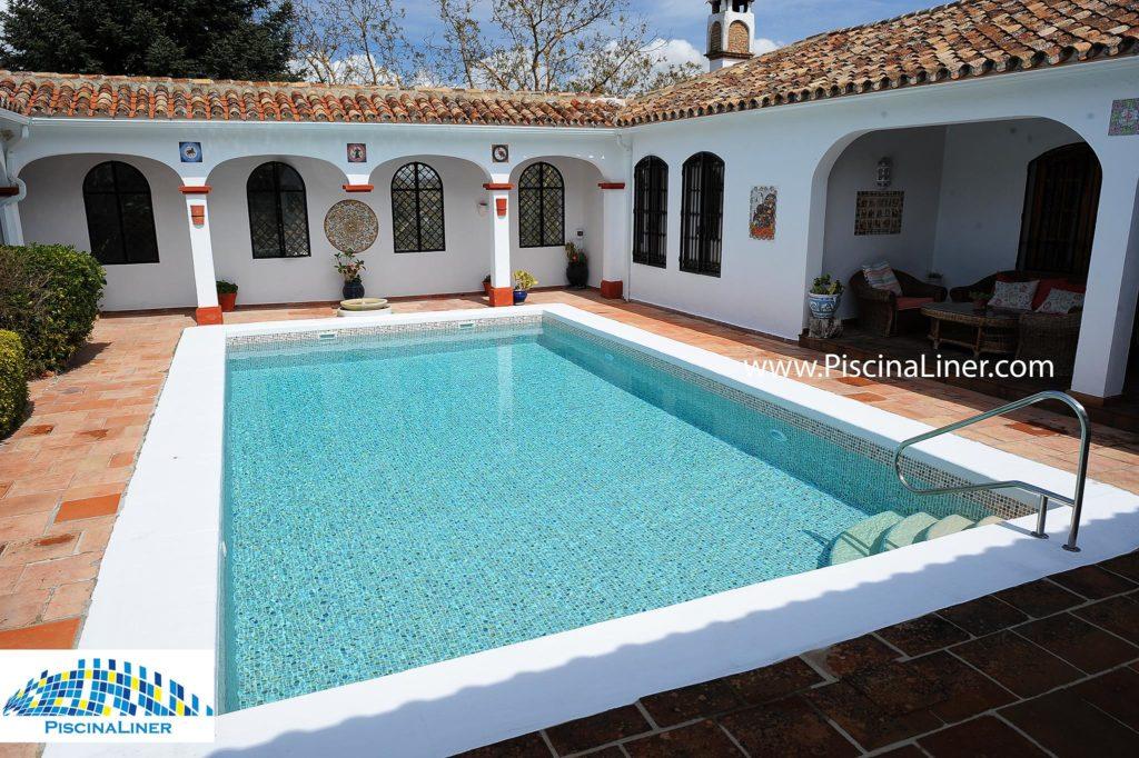 Renolit AlkorPlan 3000 Pool Liner, Ronda, Malaga