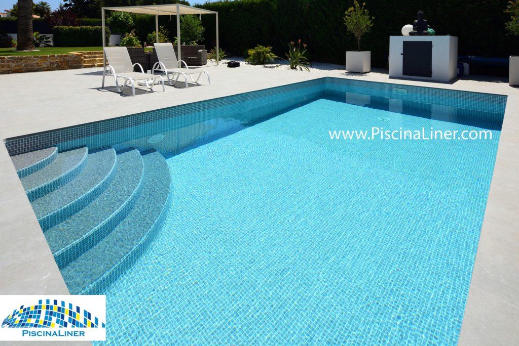 Renolit ETNA Ceramics Pool Liner