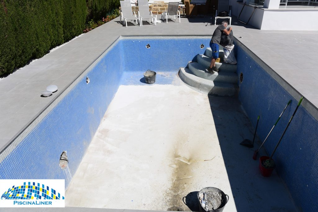 Swimming Pool Leak Repair, Marbella