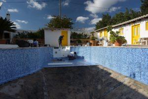 Reformacion piscina waterair
