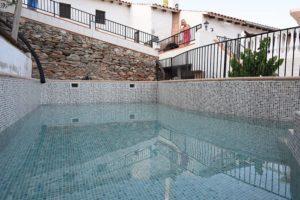 Reinforced Pool Liner Granada