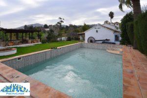 Leaking pool, Alhaurin
