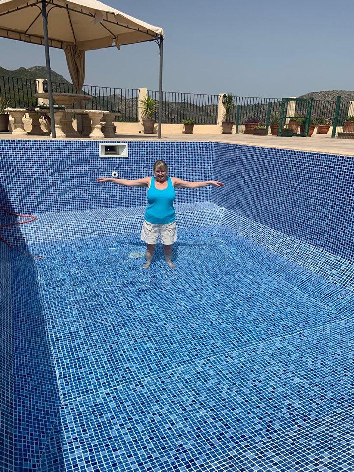 Pool Liner, Gandia
