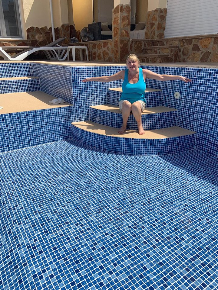 Swimming Pool Liner, Gandia