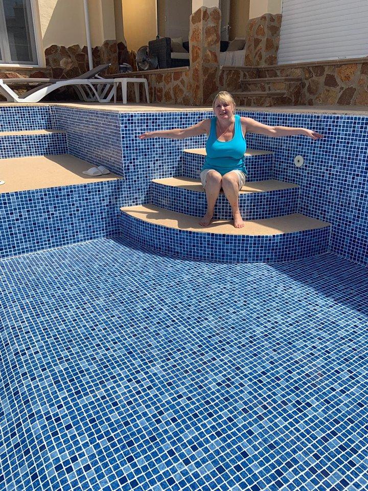 Swimming Pool Liner, Gandia