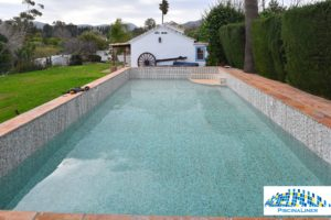 SWimming pool membrane