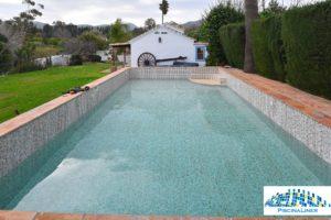 SWimming pool membrane