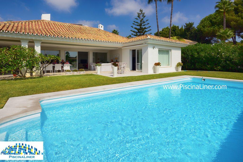 Pool renovation, Marbella