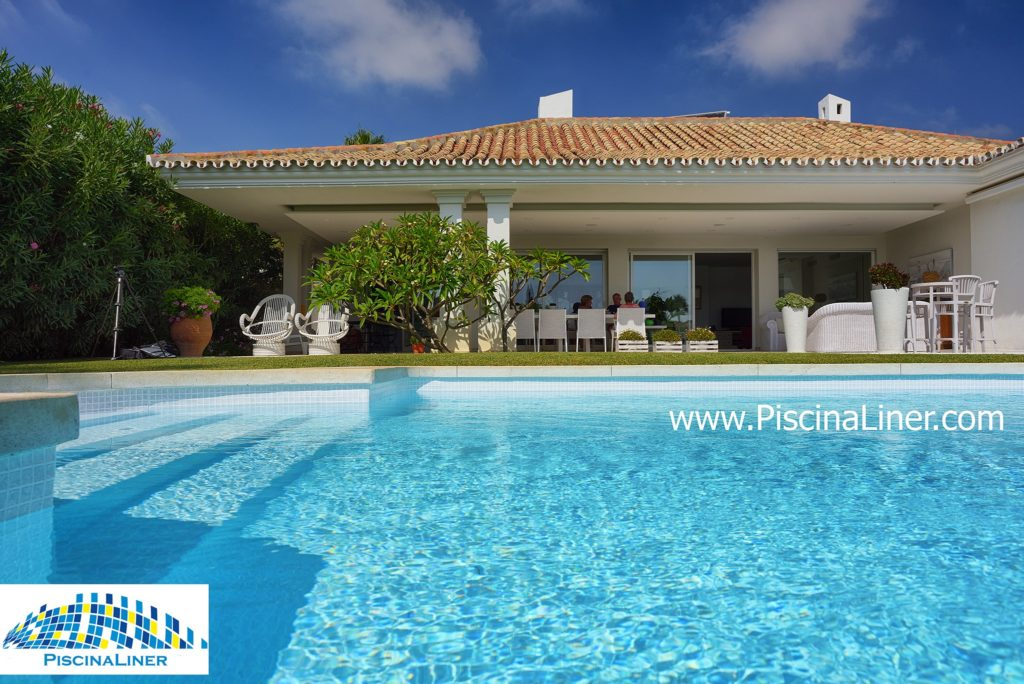Repairs to leaking pool, Marbella