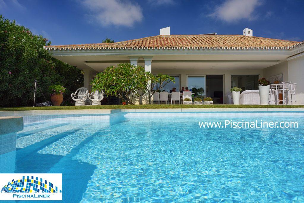 Repairs to leaking pool, Marbella