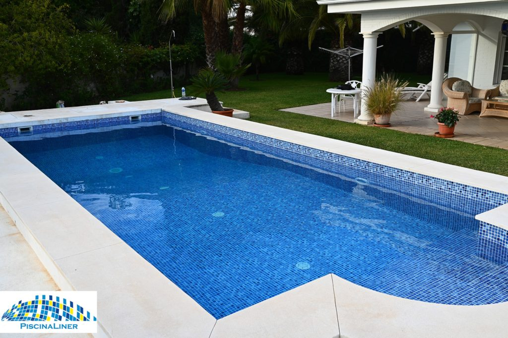 Leaking pool renovation, Benalmadena