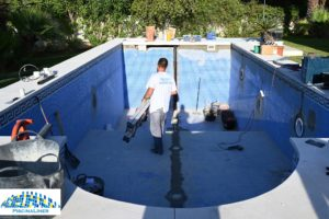 Pool repair, Benalmadena
