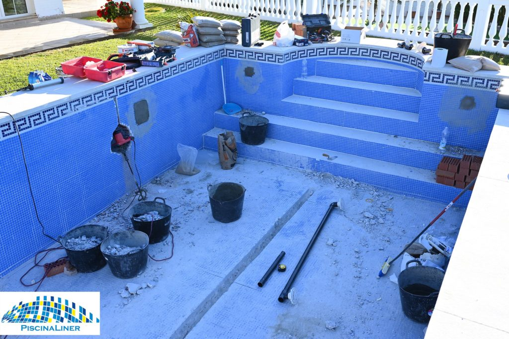 Swimming pool repairs, Benalmadena