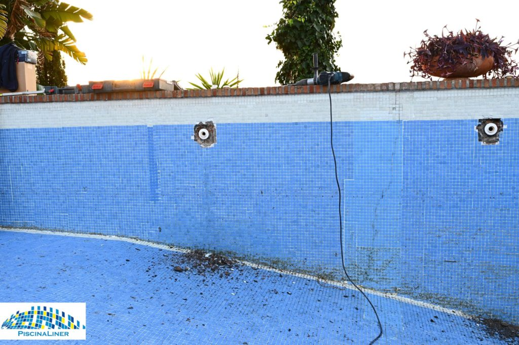 Pool leak repair, Marbella