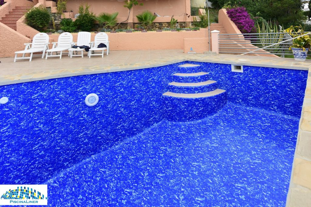 Swimming Pool Refurbishment, Mijas