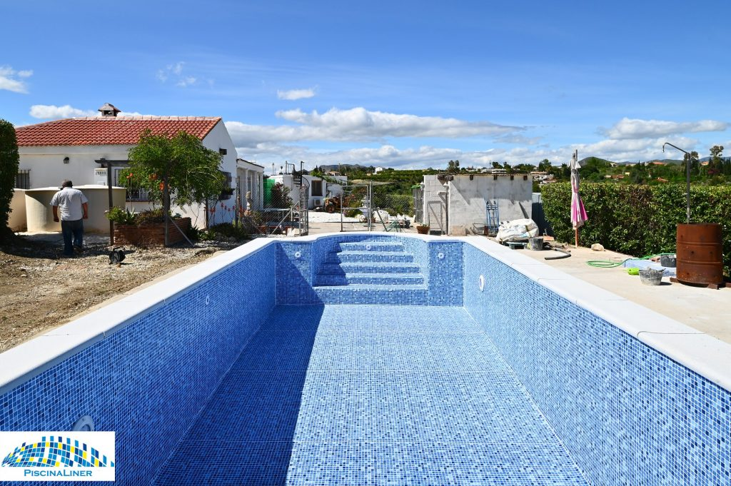 Swimming Pool Refurbishment, Cartama