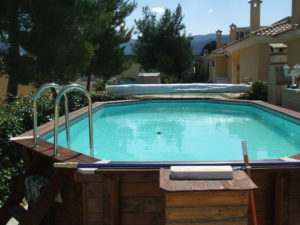 Wood Pool, Alicante