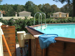 Prefab Above Ground Pool, Alicante