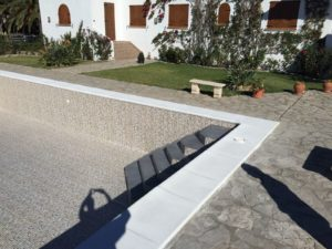 Finished Pool Cadiz