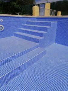 Pool Liner install, Alicante