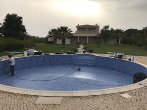 Renolit AlkorPlan 3000 pool liner
