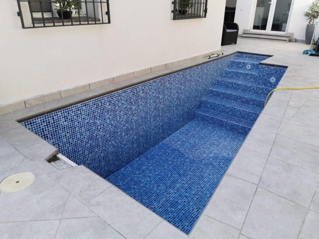 Swimming pool repair, Benalmadena
