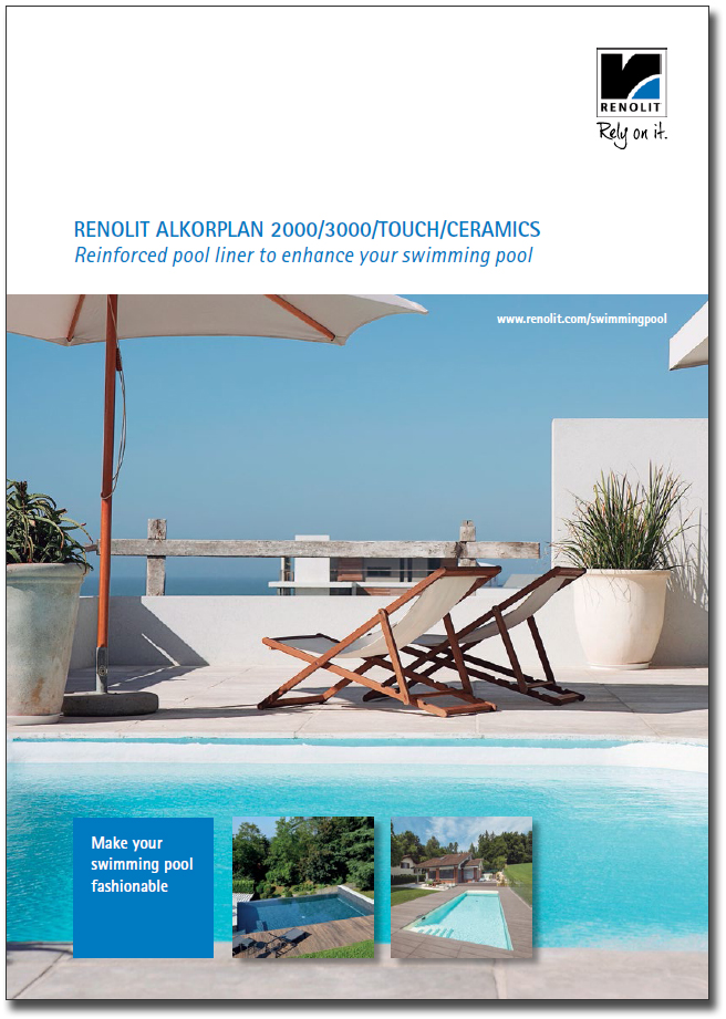 PiscinaLiner Catalogue pof pool liners