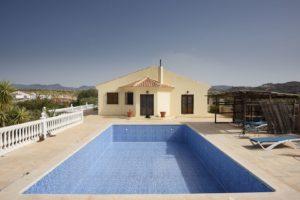 Instalacion de Liner, Tabernas, Almeria