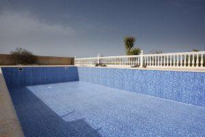 Membrana reforzada PVC, Almeria