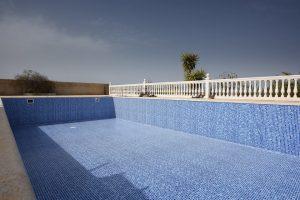 Pool Lining, Tabernas