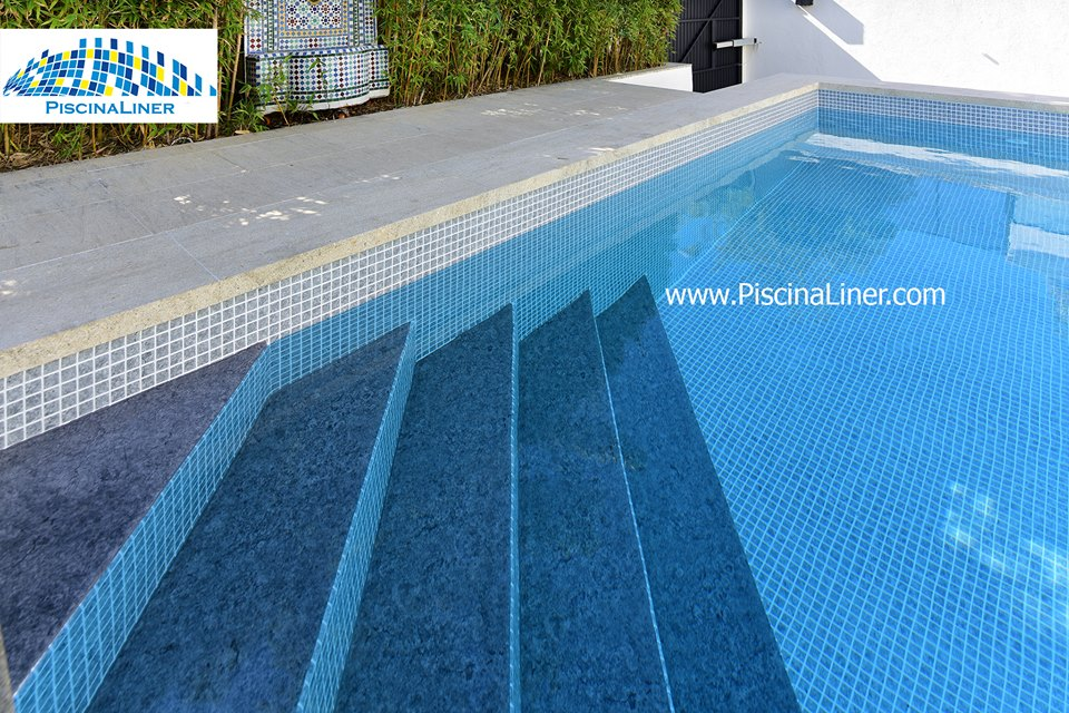 Renolit ETNA pool liner, Malaga