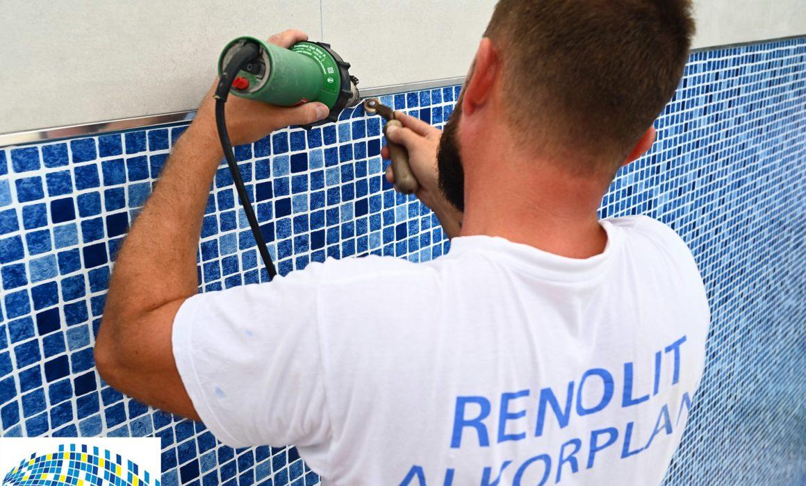 Pool repairs, Riviera, Mijas