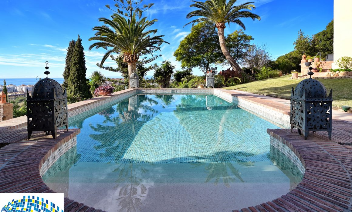 Swimming Pool Reform, Marbella