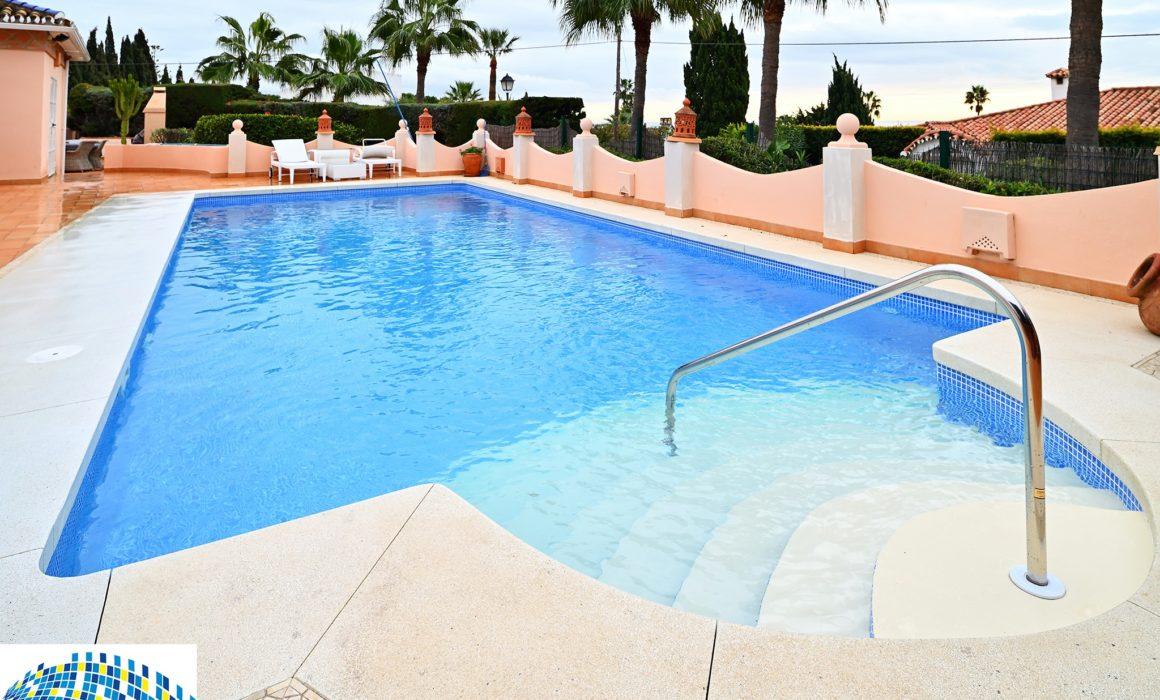 Pool Renovation, Mijas