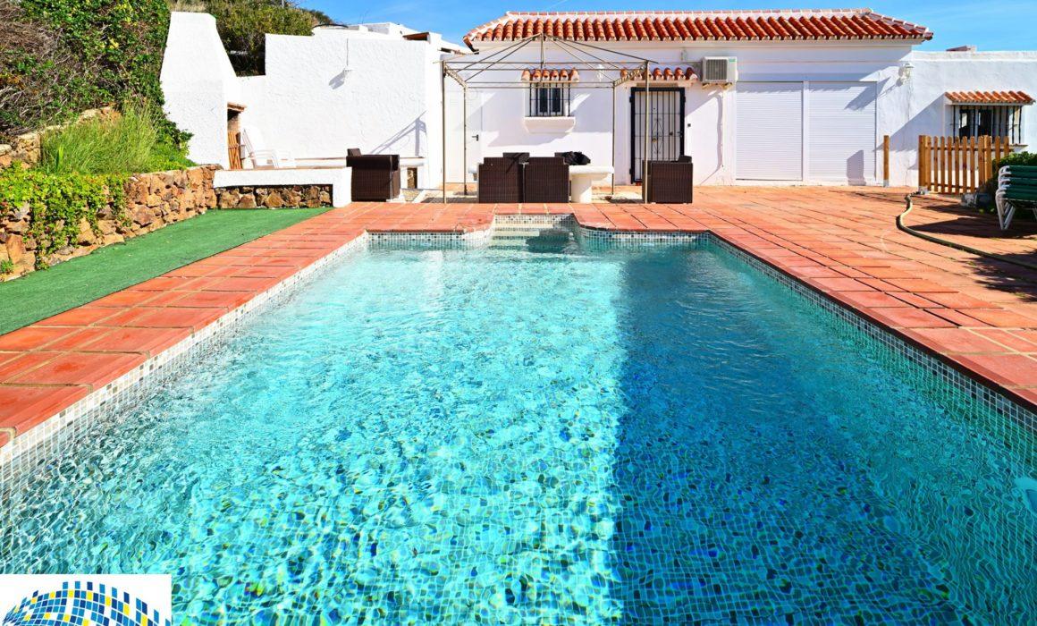 Renovated pool, La Cala de Mijas