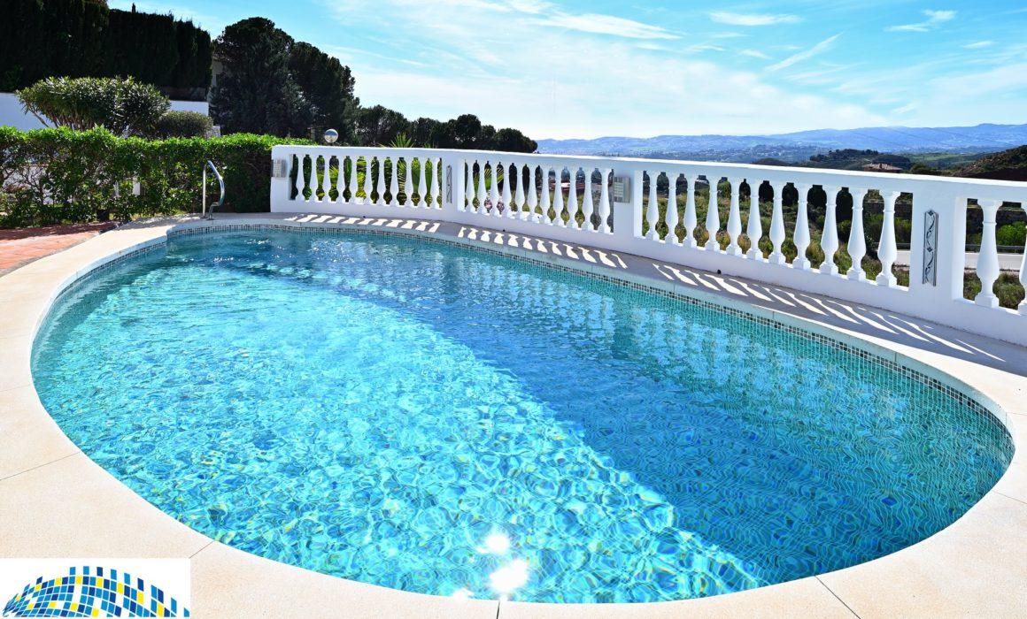 Swimming Pool Reform, Benalmadena