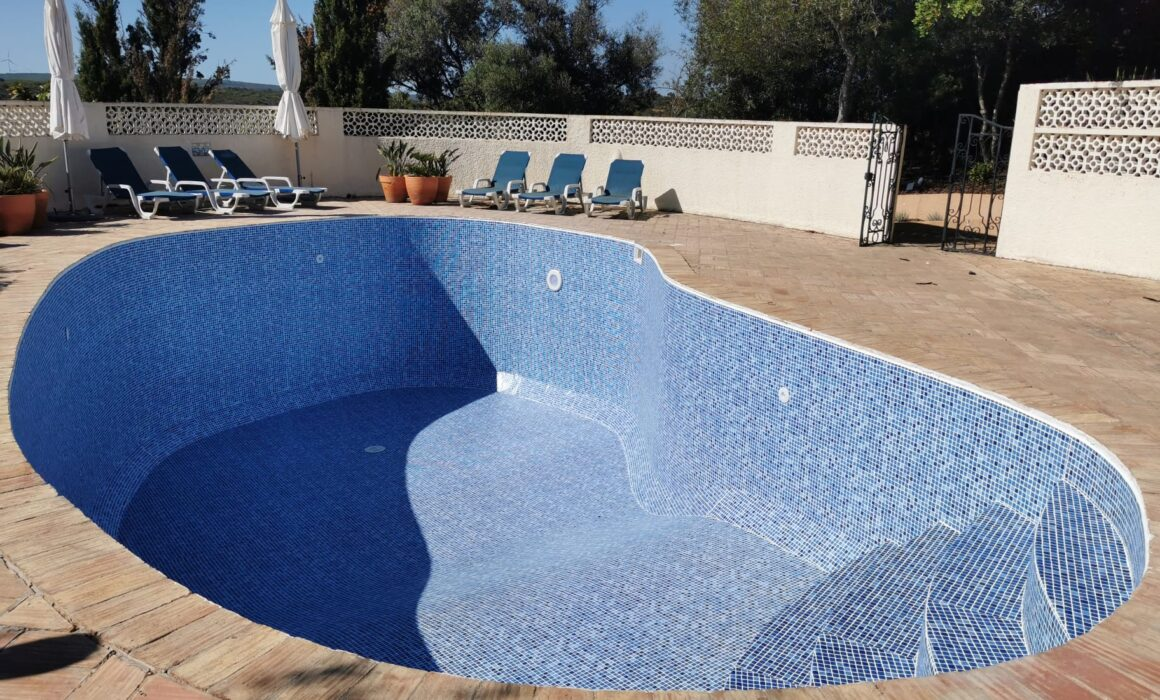 Pool liner installers, Algarve, Portugal
